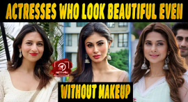 Top 10 TV Actresses Who Look Beautiful Even Without Makeup