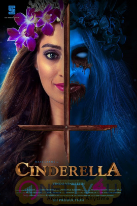 Cinderella Movie Posters  Tamil Gallery