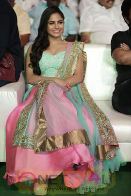 Actress Naina Ganguly  At Vangaveeti Movie Audio Launch Glamorous Images Telugu Gallery