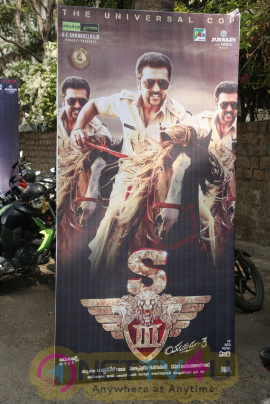 Singam 3 Movie Press Meet Attractive Photos Telugu Gallery