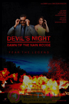 Devils Night Dawn Of The Nain Rouge Movie Poster