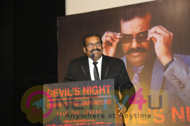 Devils Night Dawn Of The Nain Rouge Press Meet Photos Tamil Gallery