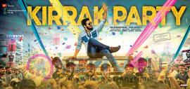 Kirrak Party Movie First Look Poster Telugu Gallery