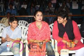 Mathangi Movie Press Meet Stills