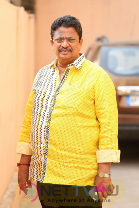Producer C Kalyan Interview Stills