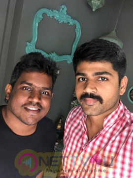 Raja Ranguski Movie Song Making images Tamil Gallery