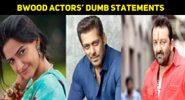 Top 10 Bollywood Stars Famous For Their Dumb Comments