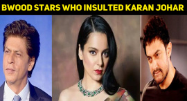 Top 10 Bollywood Stars Who Insulted Karan Johar In Public