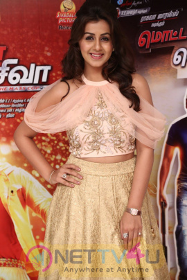 Excellent Stills Of Motta Shiva Ketta Shiva Movie Audio Launch Tamil Gallery