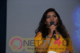 Exotic Stills Captured In The Teaser Launch Of The Movie Ram Nri Telugu Gallery