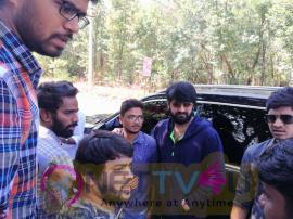 Chalo Movie Thank You Tour In Mandapalli Photos Telugu Gallery