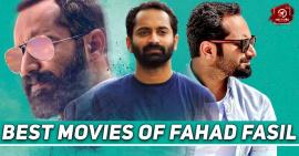 10 Best Films Of Fahadh Faasil
