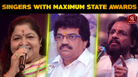 Top 10 Singers Who Have The Maximum Kerala State Awards