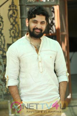 Director Vamsi Krishna Interview Photos Telugu Gallery