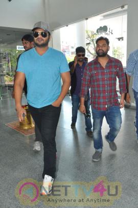 Gunturodu Movie Success Tour Hanamkonda Photos Telugu Gallery