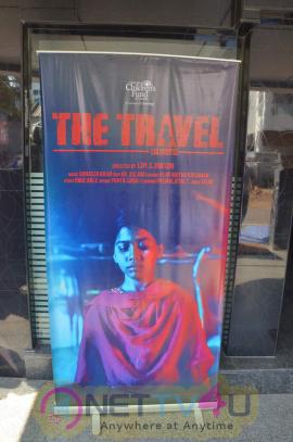 The Travel Short Film Screening Cute Photos Tamil Gallery