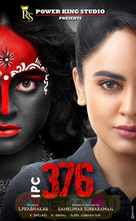 IPC 376 Movie Poster  Tamil Gallery
