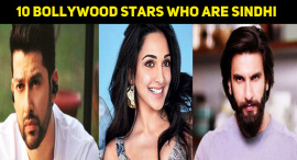 10 Bollywood Stars Who Are Sindhi