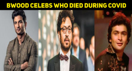 Ten Bollywood Celebrities Who Died During Covid