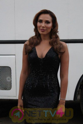 On Location Song Shoot Of Himesh Reshammiya & Iulia Vantur
