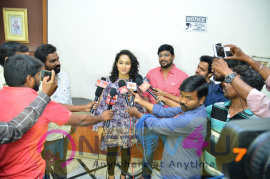Inthalo Ennenni Vinthalo Movie Team At Sri Mayuri Theatre Telugu Gallery