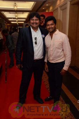 Actor Akhilakkineni 200th Store Launch Big C Pressmeet Images Telugu Gallery
