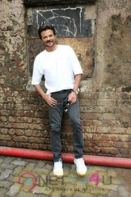 Anil Kapoor Came To Mehboob Studio