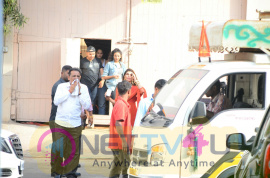 Jacqueline Fernandez Came to Mehboob Studio Images