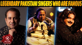 Top 10 Legendary Pakistani Singers Who Are Famous In Bollywood