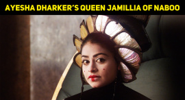 Queen Jamillia Of Naboo, Played By Ayesha Dharker