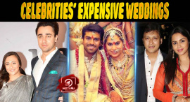 7 Bollywood Celebrities' Expensive Weddings
