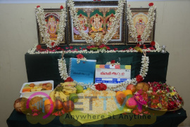 Kuruthi Attam Movie Pooja Stills