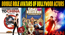 Double Role Avatars Of Bollywood Actors