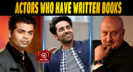 Top 10 Bollywood Actors Who Have Written Books