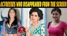 Top 10 Bollywood Actresses Who Disappeared From The Screen