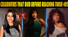 Top 10 Bollywood Celebrities That Died Before Reaching Their 40s