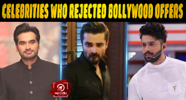 Top 10 Pakistani Celebrities Who Rejected Bollywood Offers
