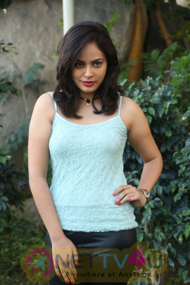Actress Nandita Swetha New Looking Pics Telugu Gallery