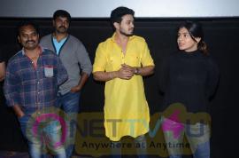 Successful Movie Angel Hero Heroine Theater Coverage Pics Telugu Gallery