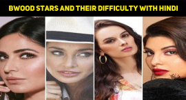 Top 10 Bollywood Actresses Who Find Difficulty In Speaking Hindi