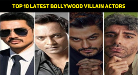 Top 10 Latest Bollywood Villain Actors