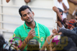 Actor Vishal Helps To Gaja Affected Delta Peoples Images Tamil Gallery