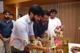 Vaan Movie Pooja Images Tamil Gallery