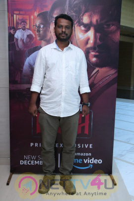 Vella Raja Amazon First Prime Exclusive Series Press Meet Pic Tamil Gallery