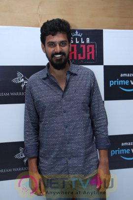 Vella Raja Amazon First Prime Exclusive Series Press Meet Pics Tamil Gallery