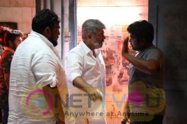 Viswasam Movie Shooting Spot Images Tamil Gallery