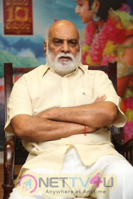 Refined Photos Of K Raghavendra Rao Interview About ONV Movie