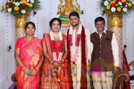 Director E.Ramadass Son Marriage Function Pics