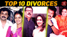 Top 10 Divorces In Malayalam Cinema