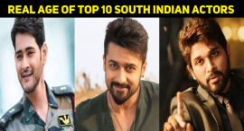 Real Age Of Top 10 South Indian Actors